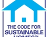 Cost effective in complying with Code for Sustainable Homes, contributing at least 25 points or 37% of points required for Level 4-homes-logo